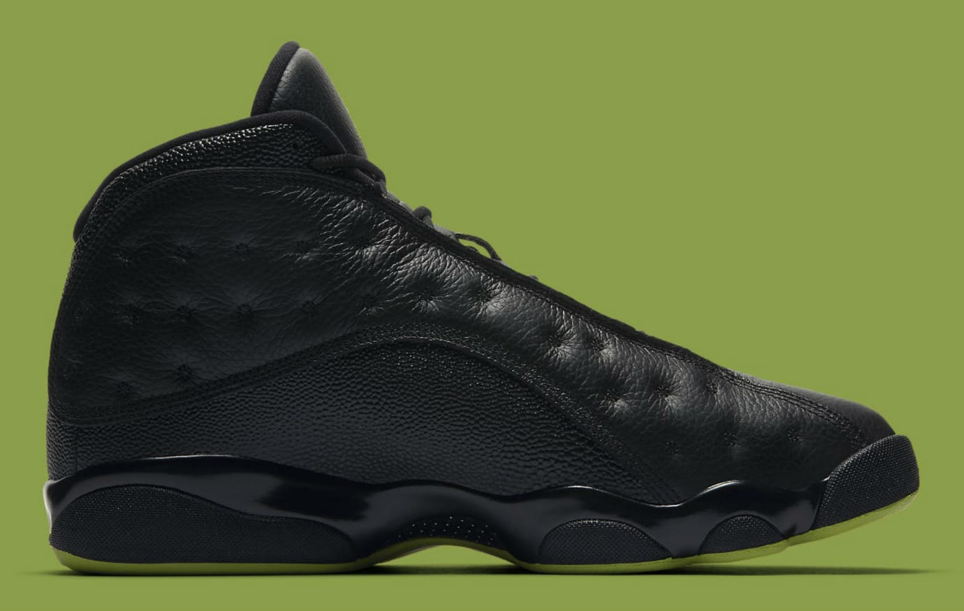 more photos d3f4c 05f2b Air Jordan 13 XIII Altitude 2017 Release Date 414571-042 Medial