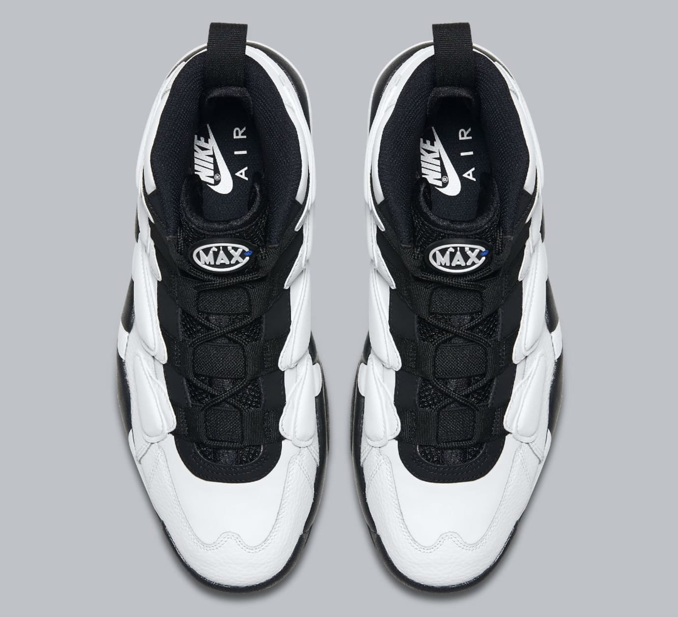 Nike Air Max2 Uptempo White/Black Release Date Top 922934-102