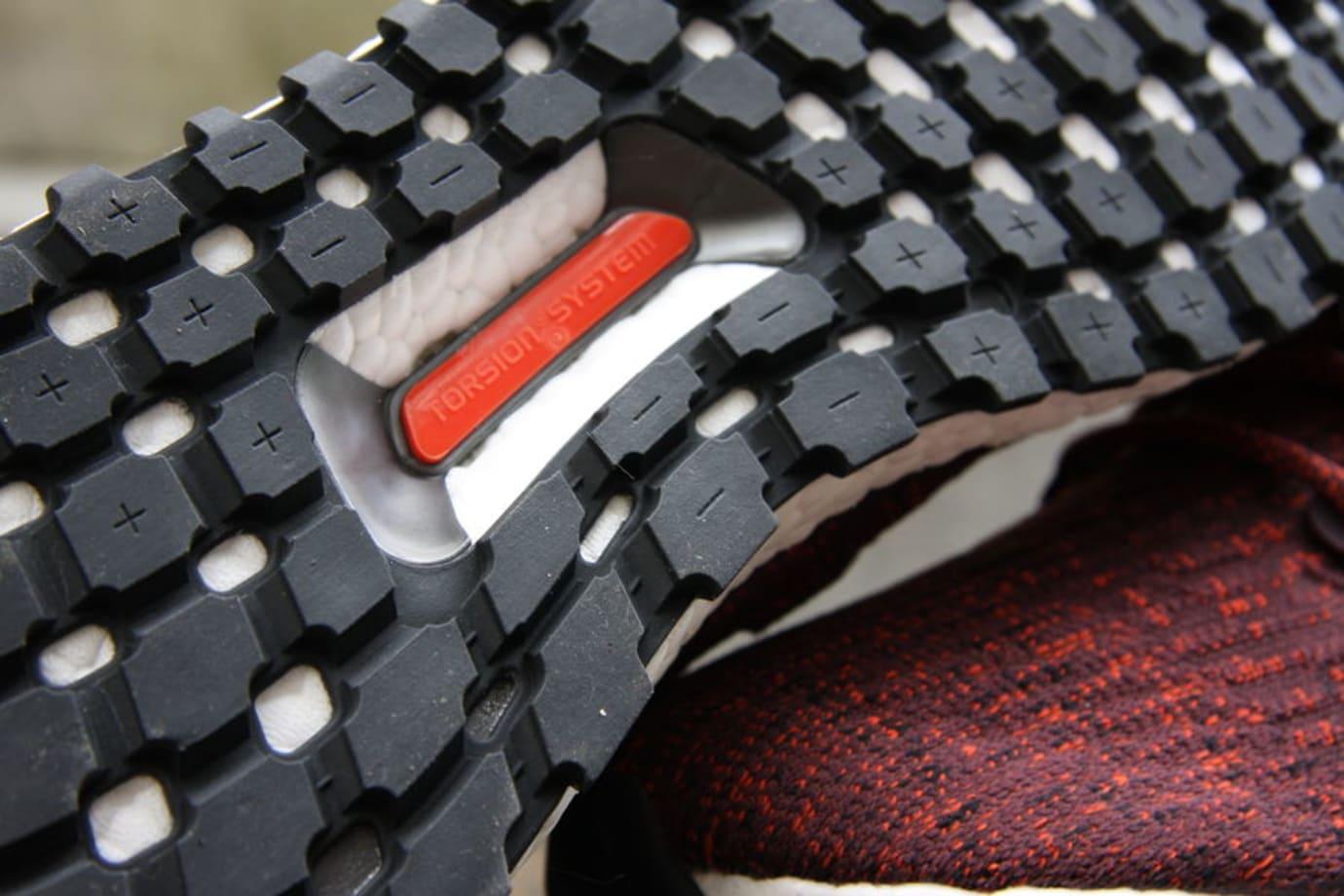 abb8a44b8e3e2 Adidas Ultra Boost ATR Red Release Date S82035 Sole