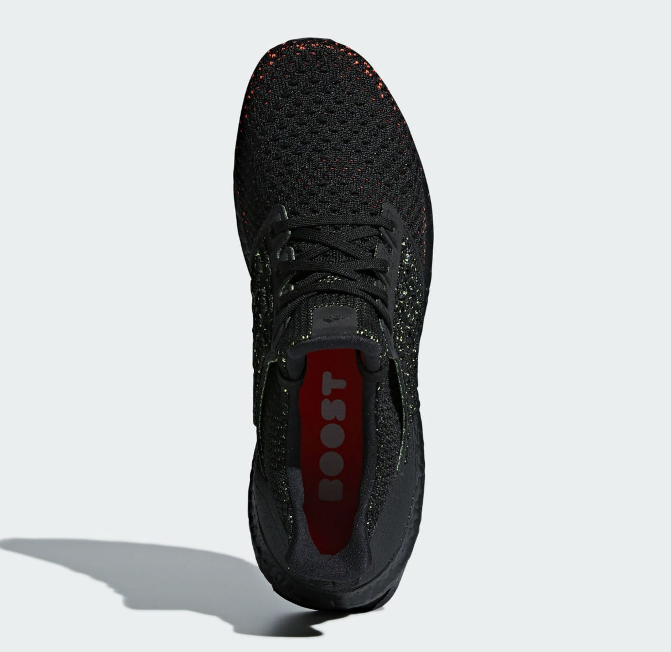 cf0564438 Image via Adidas Adidas Ultra Boost Clima Black Solar Red Release Date  AQ0482 Top