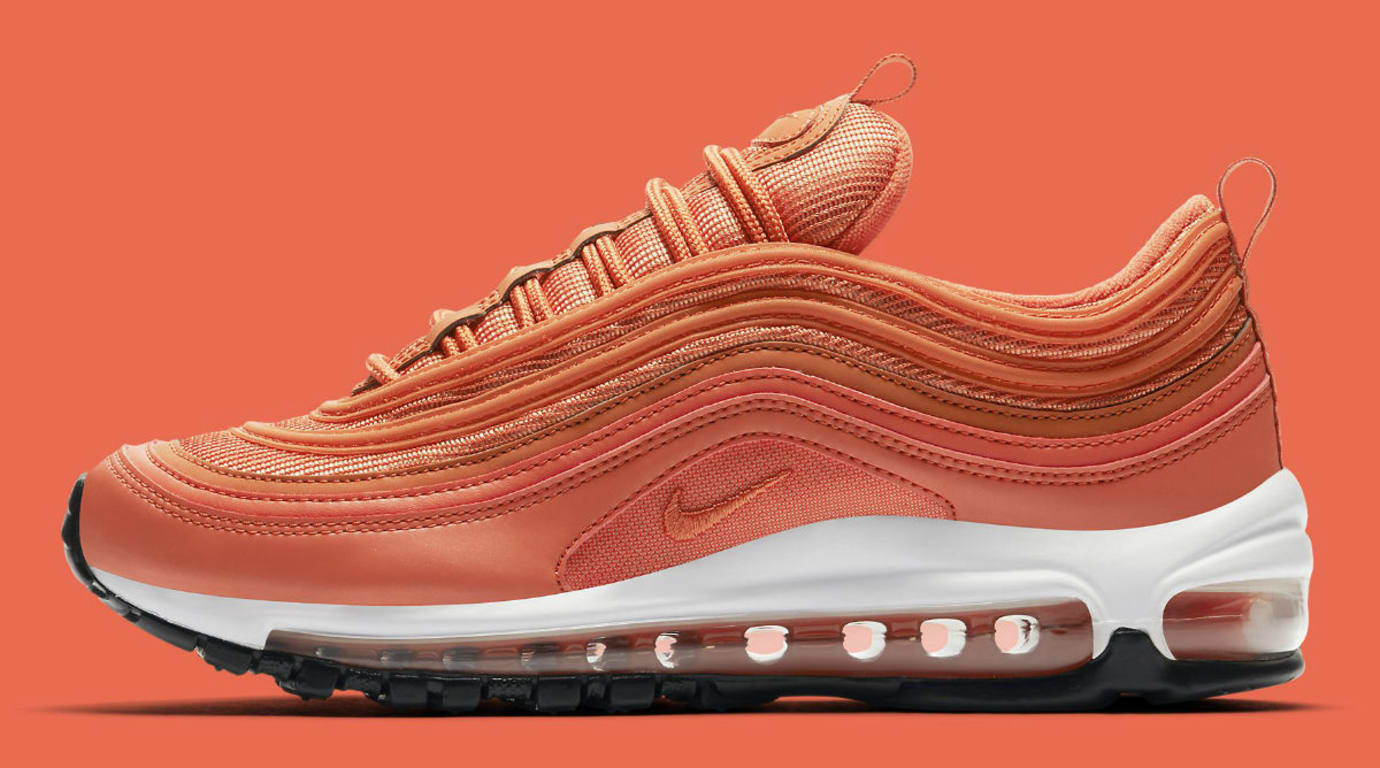 Nike Air Max 97 Safety Orange Release Date 921733-800 Profile