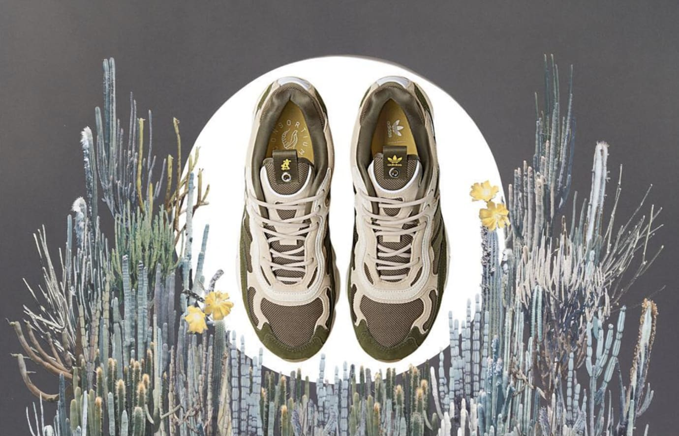 Saint Alfred x Adidas Consortium Temper Run 2