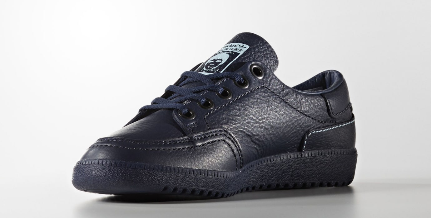 online retailer 7dbf2 84028 Image via Adidas Noel Gallagher Adidas NG Garwen Spezial Medial