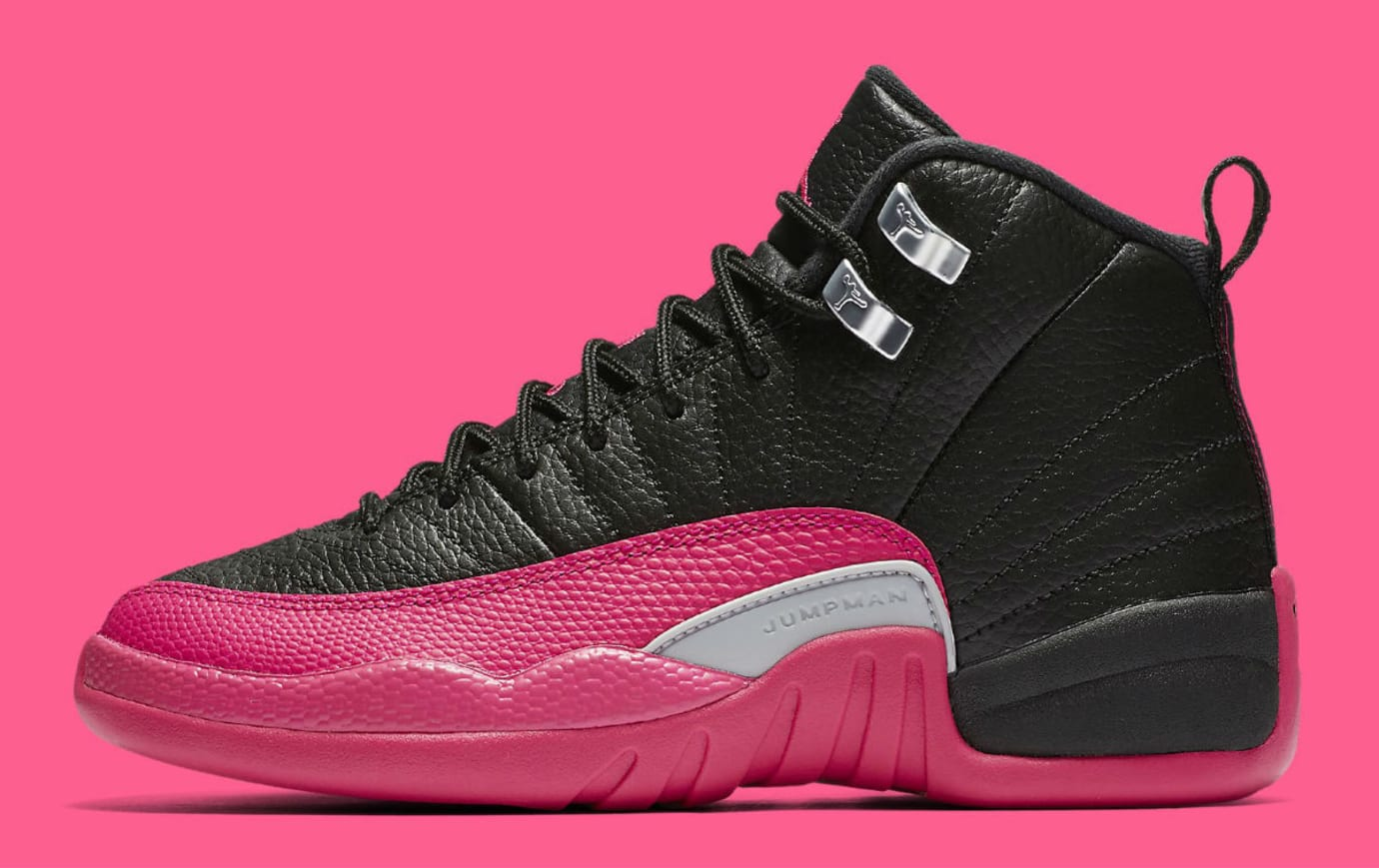Air Jordan 12 Deadly Pink Release Date Profile 510815-026
