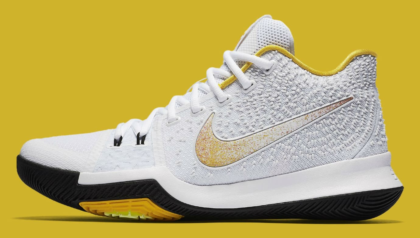 reputable site d8124 e5782 Nike Kyrie 3 N7 Release Date 899355-117 | Sole Collector