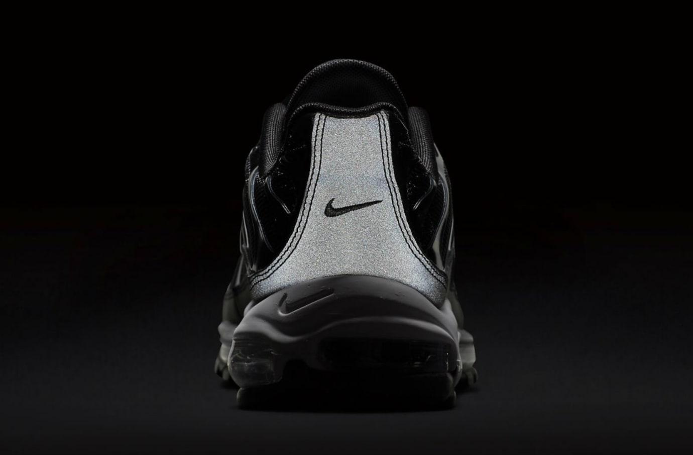 Nike Air Max Plus 97 Black/White Release Date 3M AH8144-001