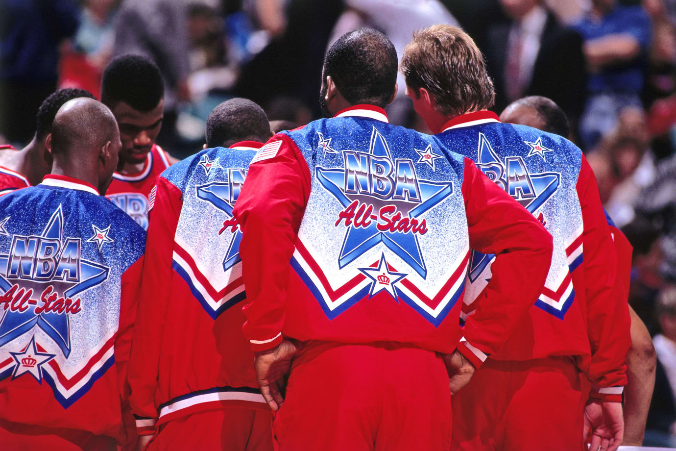 1991 NBA All-Star Game Image via Getty Andrew D. Bernstein. According to  Finish Line 76144752e