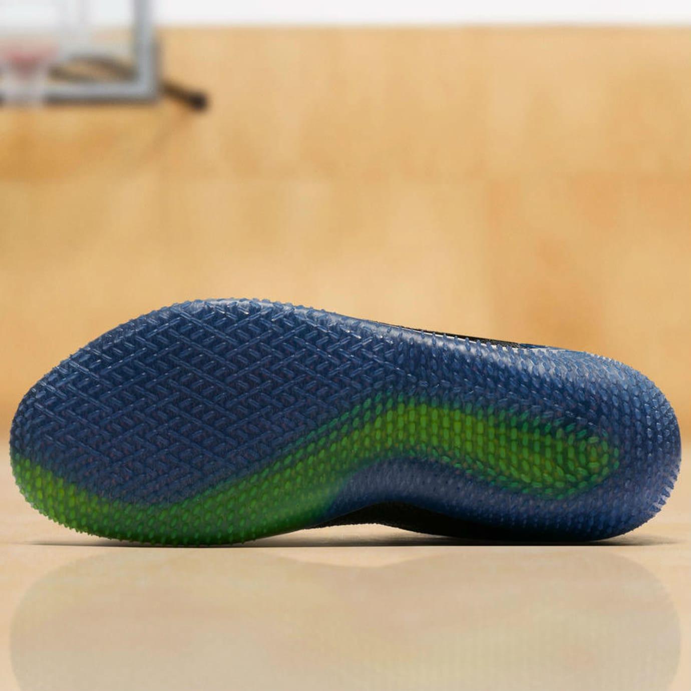 c2078c31b1a Image via Nike Nike Kobe A.D. NXT 360 Black Release Date Sole