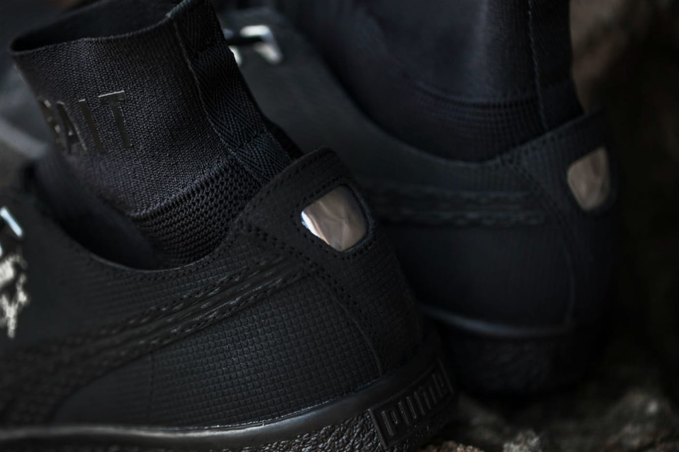 BAIT x Puma Clyde Sock Black Panther Release Date (3)