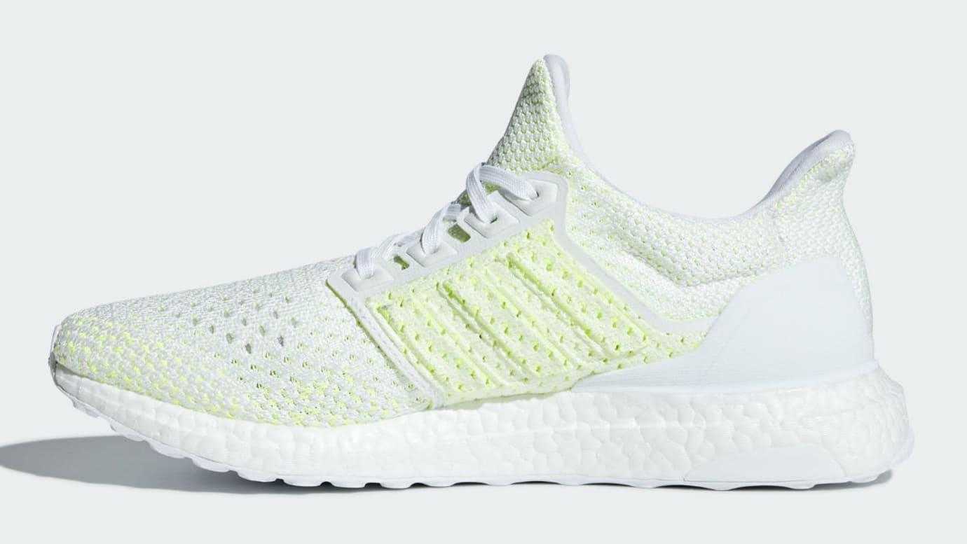 Image via Adidas Adidas Ultra Boost Clima Solar Yellow Release Date AQ0481  Medial ac803befb624
