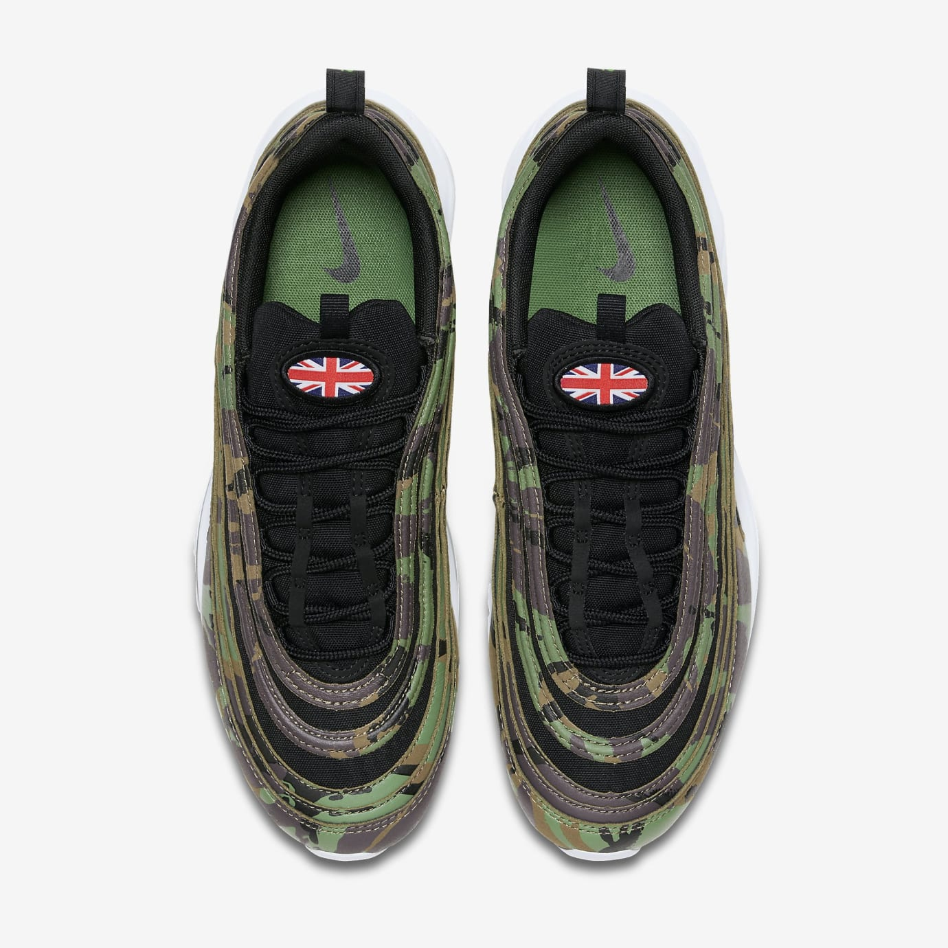 Nike Air Max 97 'Country Camo' UK AJ2614-201 (Top)