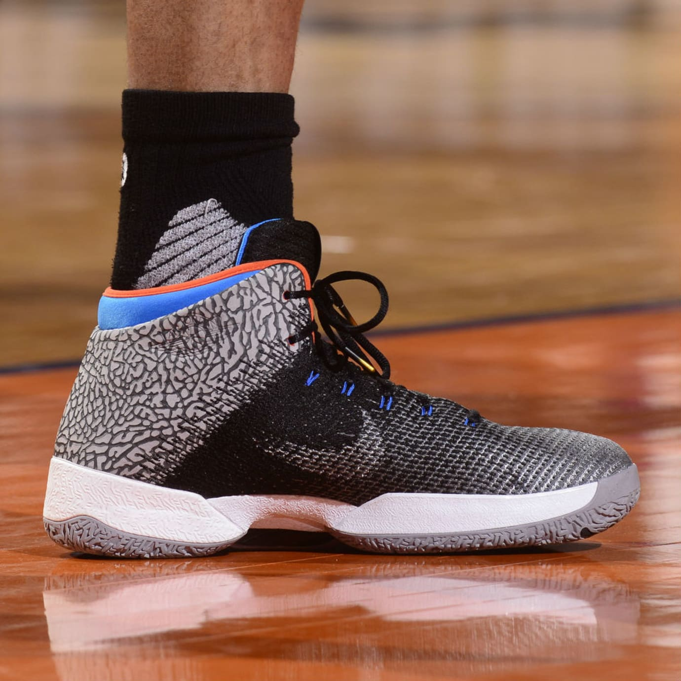 Russell Westbrook Triple-Double Average Air Jordan 31 Why Not (5) 4546f1709
