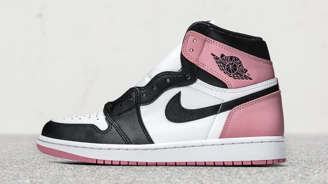 Air Jordan 1 Rust Pink