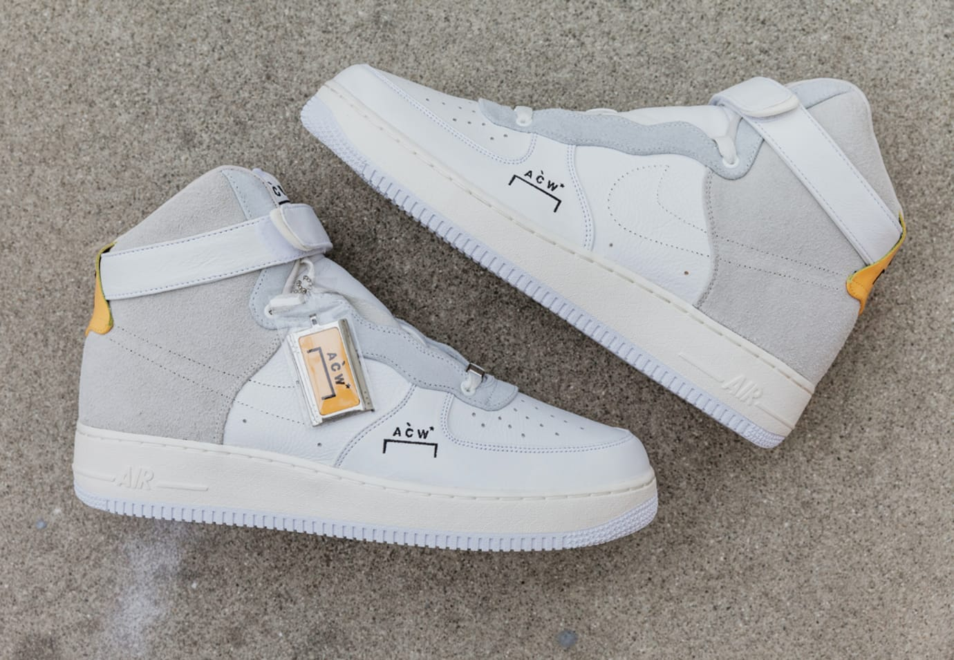 A Cold Wall Nike Air Force 1