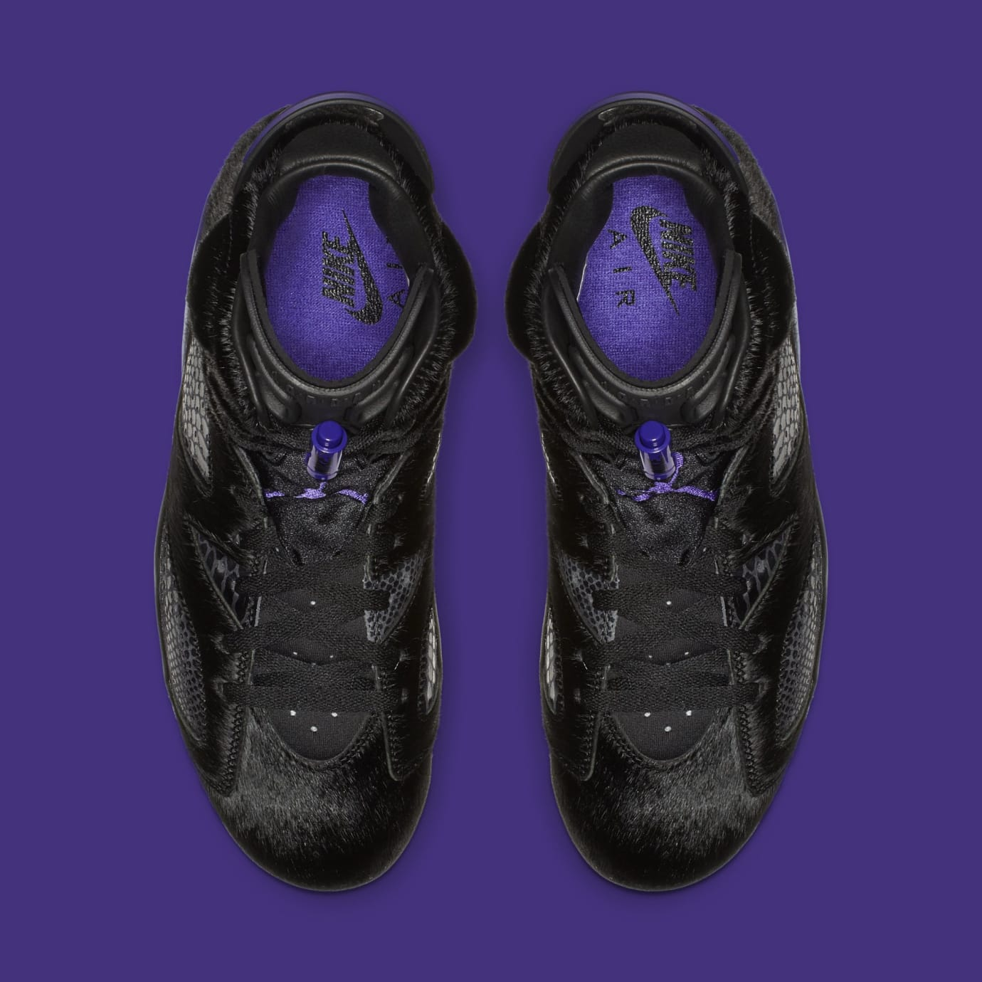 Social Status x Air Jordan 6 NRG 'Black/Dark Concord' AR2257-005 (Top)