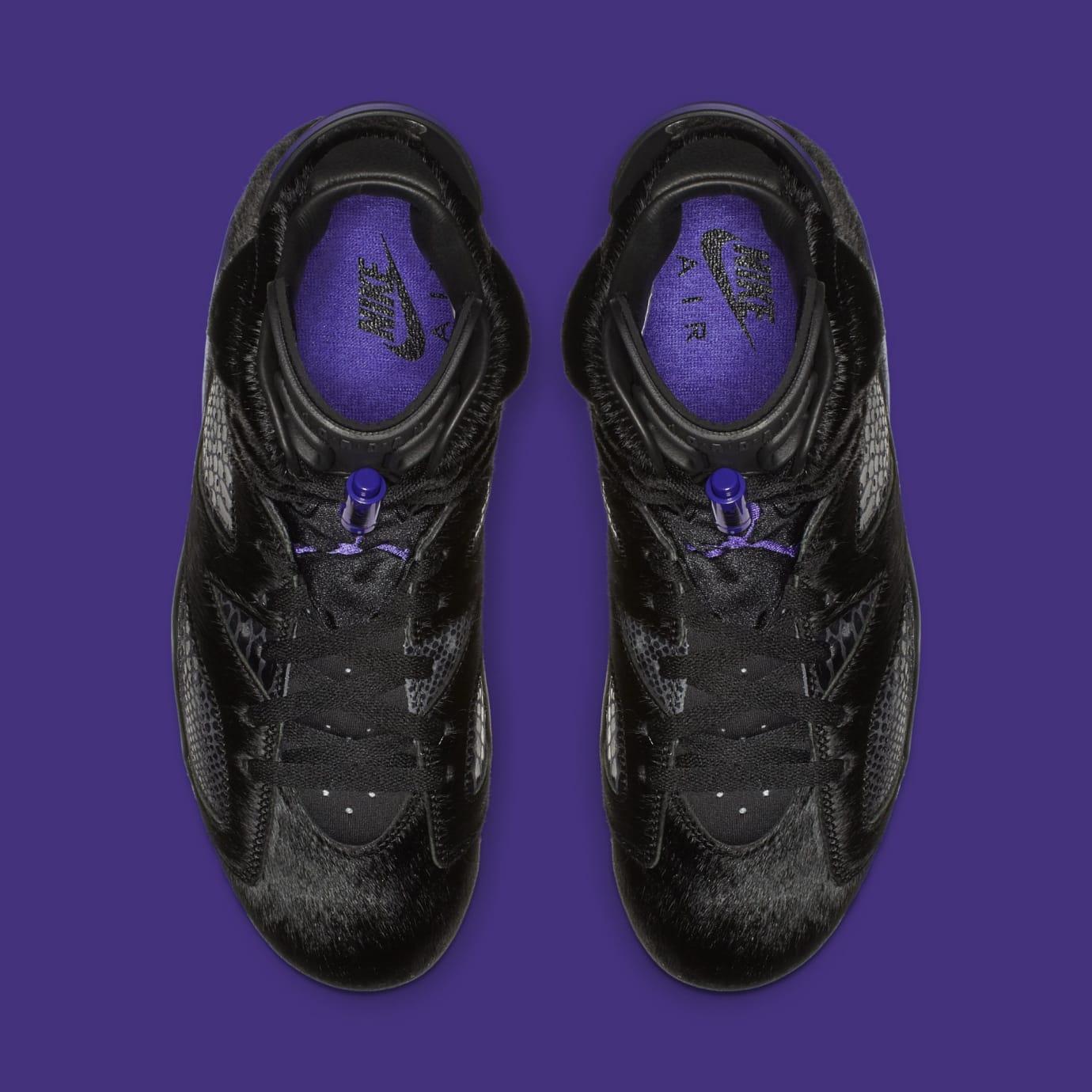 4361552a16ad Image via Nike Social Status x Air Jordan 6 NRG  Black Dark Concord  AR2257- 005