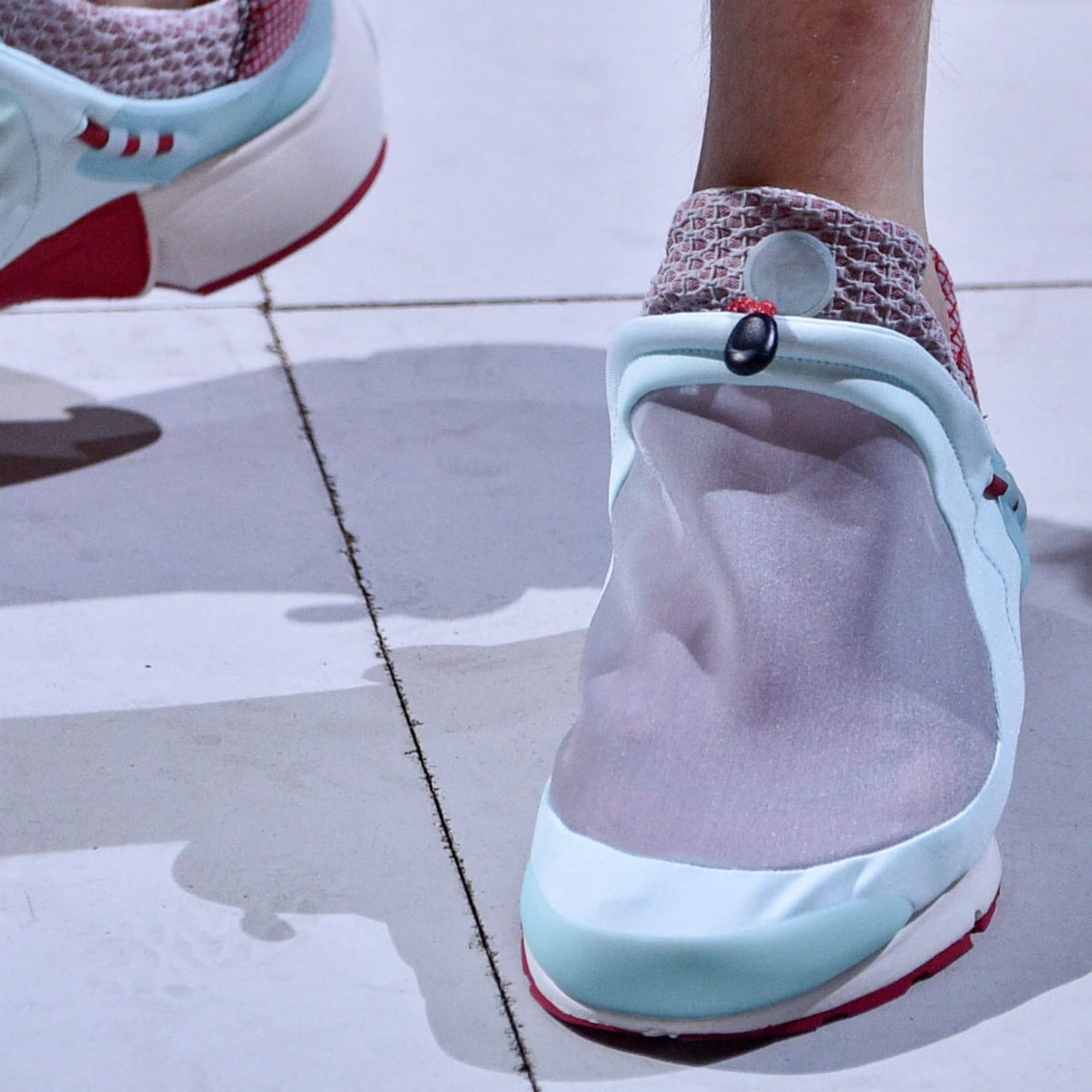 Comme des Garcons x Nike Air Presto Mint Front
