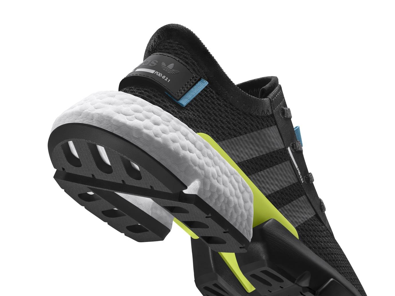 Adidas P.O.D. System AQ1059 (Heel)