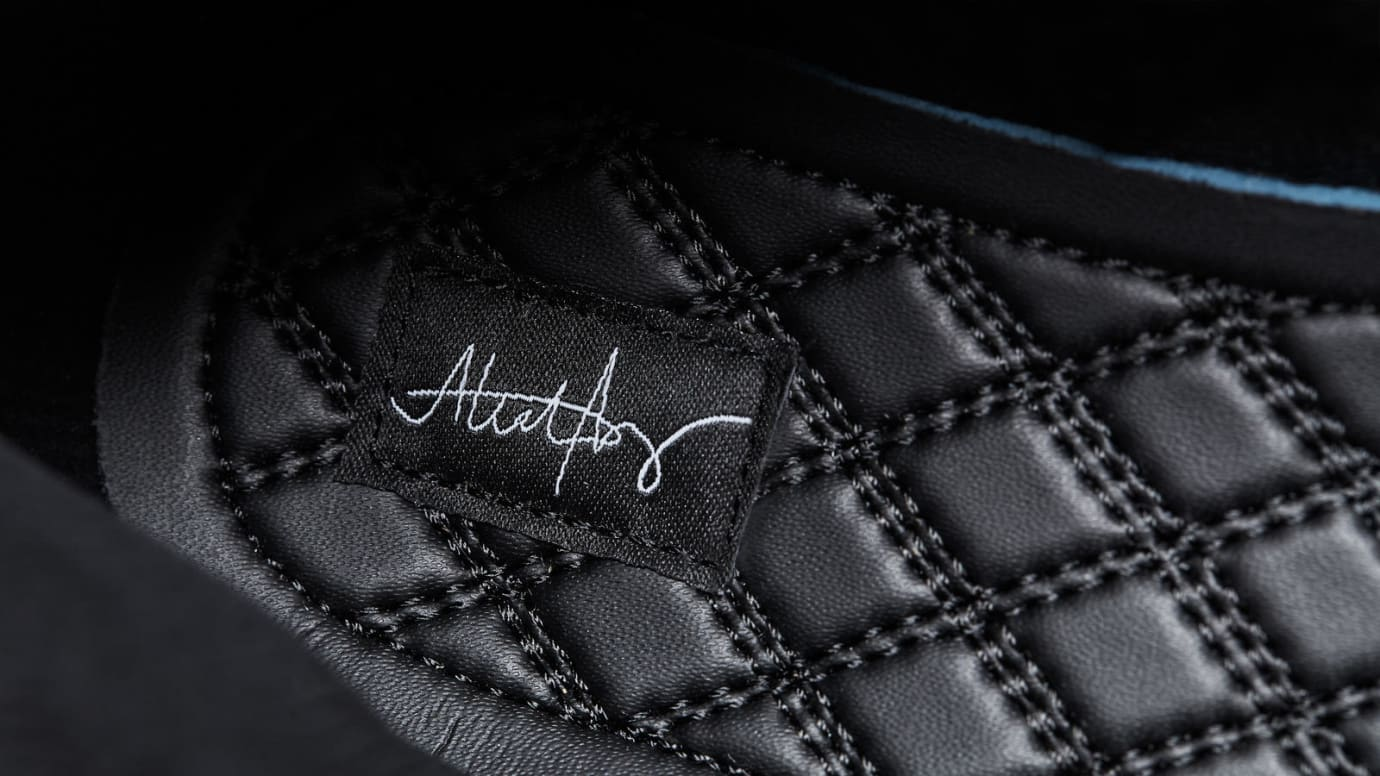 Air Jordan 1 Aleali May Black Silver Release Date Insoles