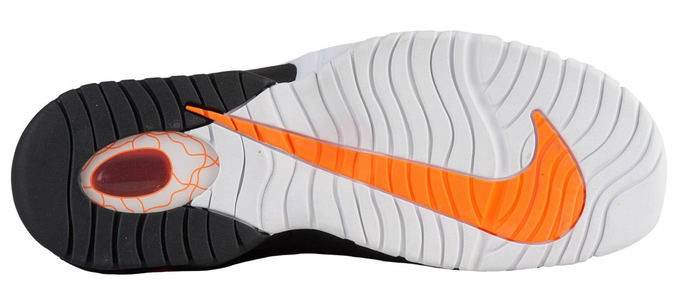 Nike Air Max Penny 1 Black Orange 685153 002 The Sole