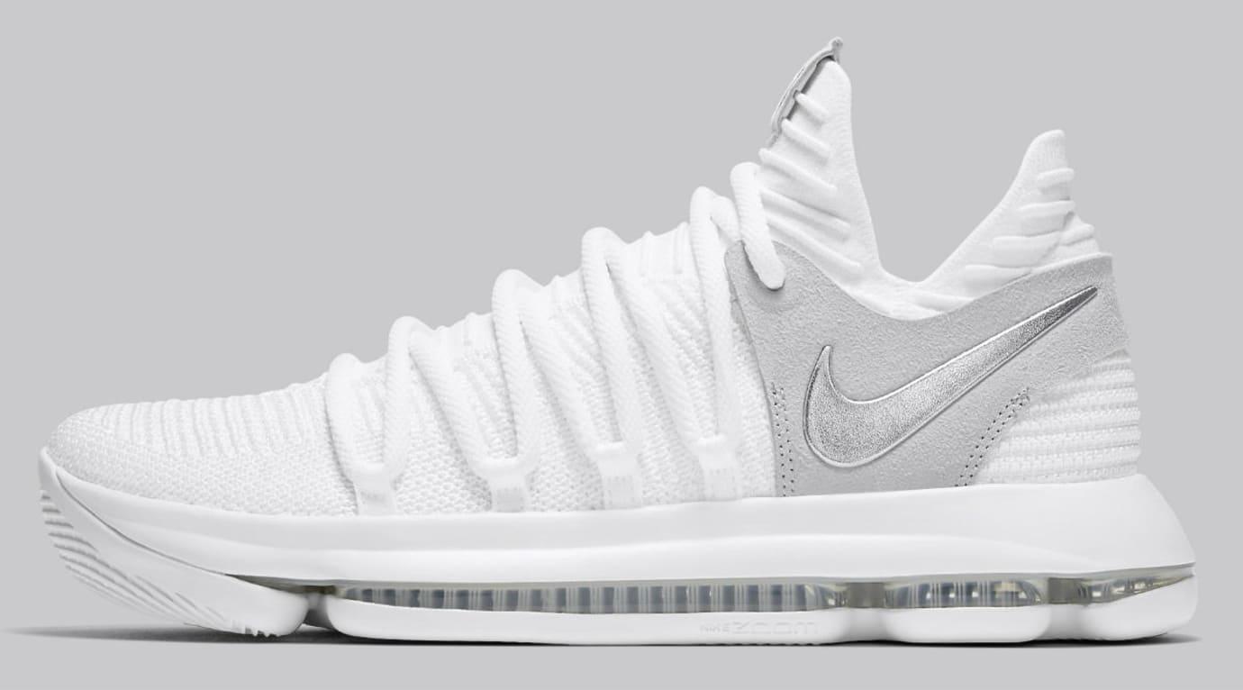 Nike KD 10 Still KD Release Date Profile 897815-100
