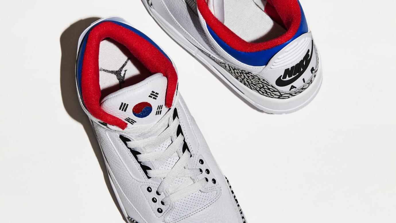 d9f456f4df9 Air Jordan 3 'Korea' Release Date | Sole Collector