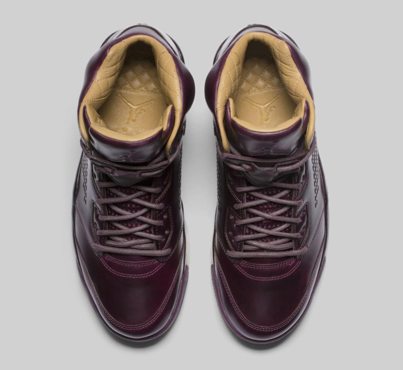 Air Jordan 5 Premium Bordeaux Release Date Top 881432-612