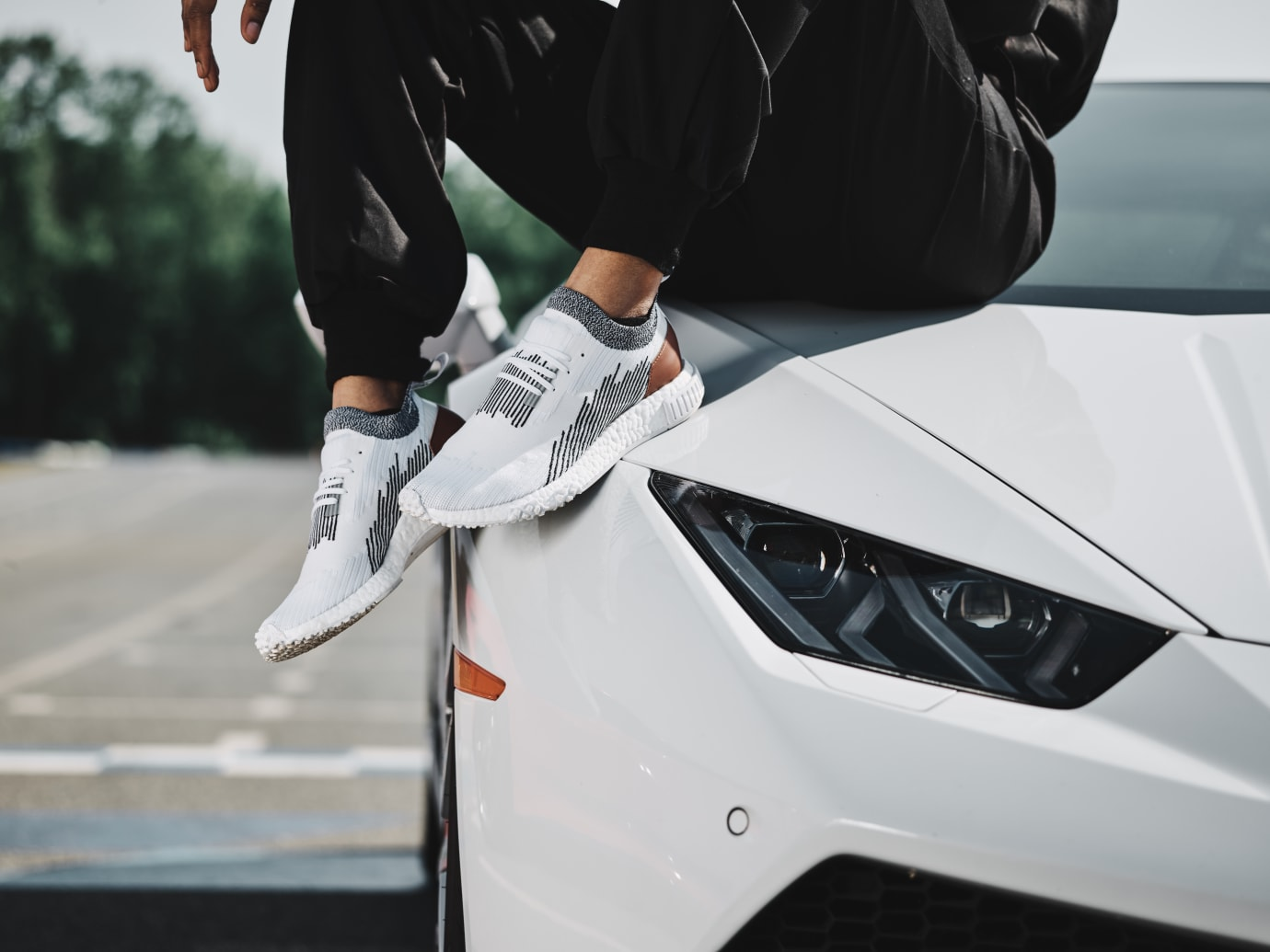 Whitaker Car Club x Adidas NMD Racer AC8223 2