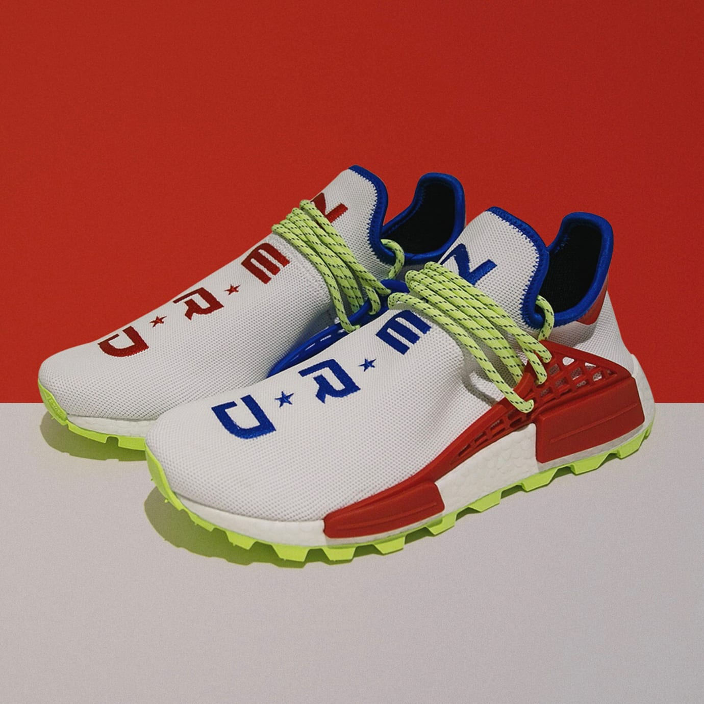 372f039e48840 Pharrell Williams x Adidas NMD Hu  N.E.R.D.  Virginia Beach ...