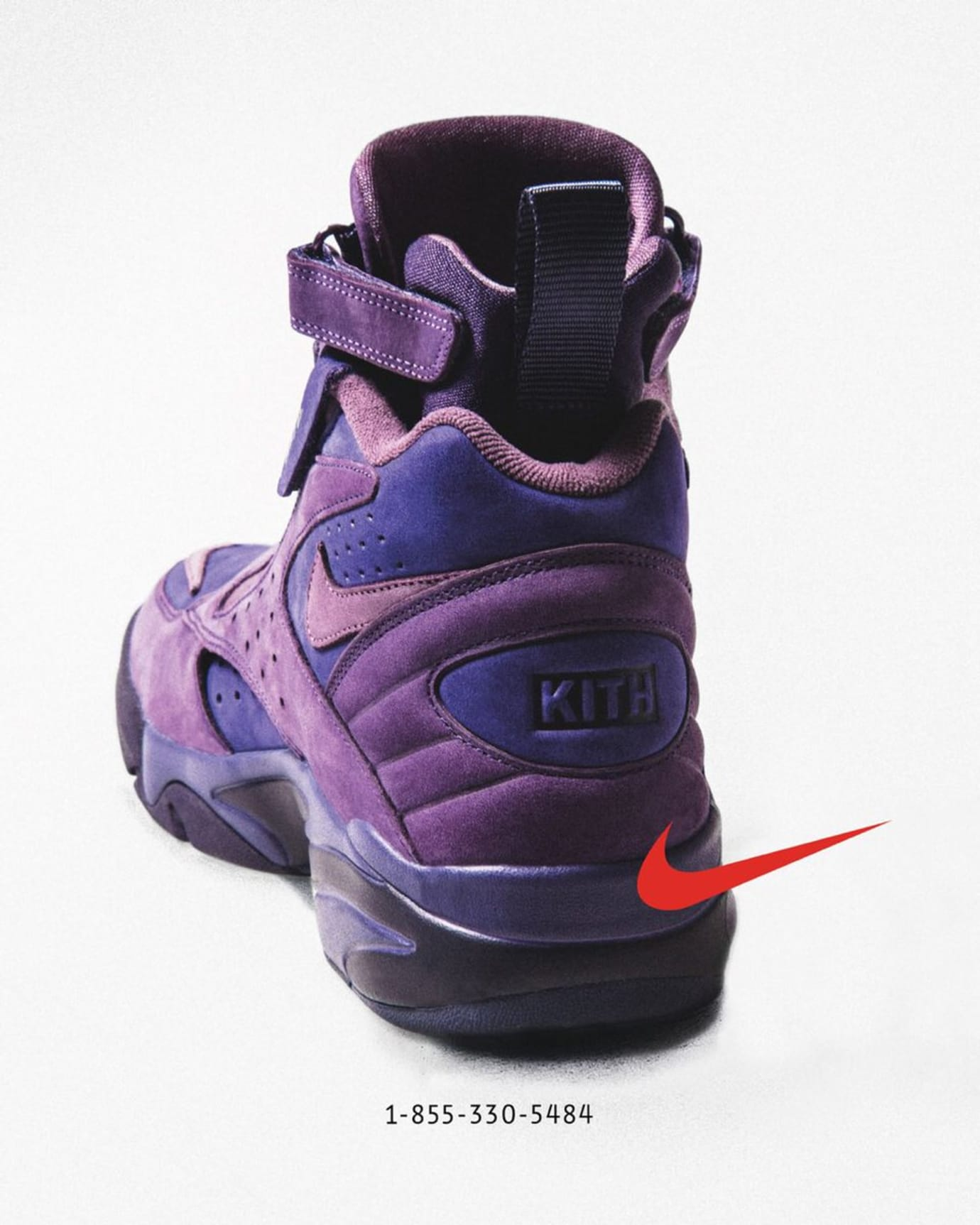 Kith Nike Maestro 2 High Purple