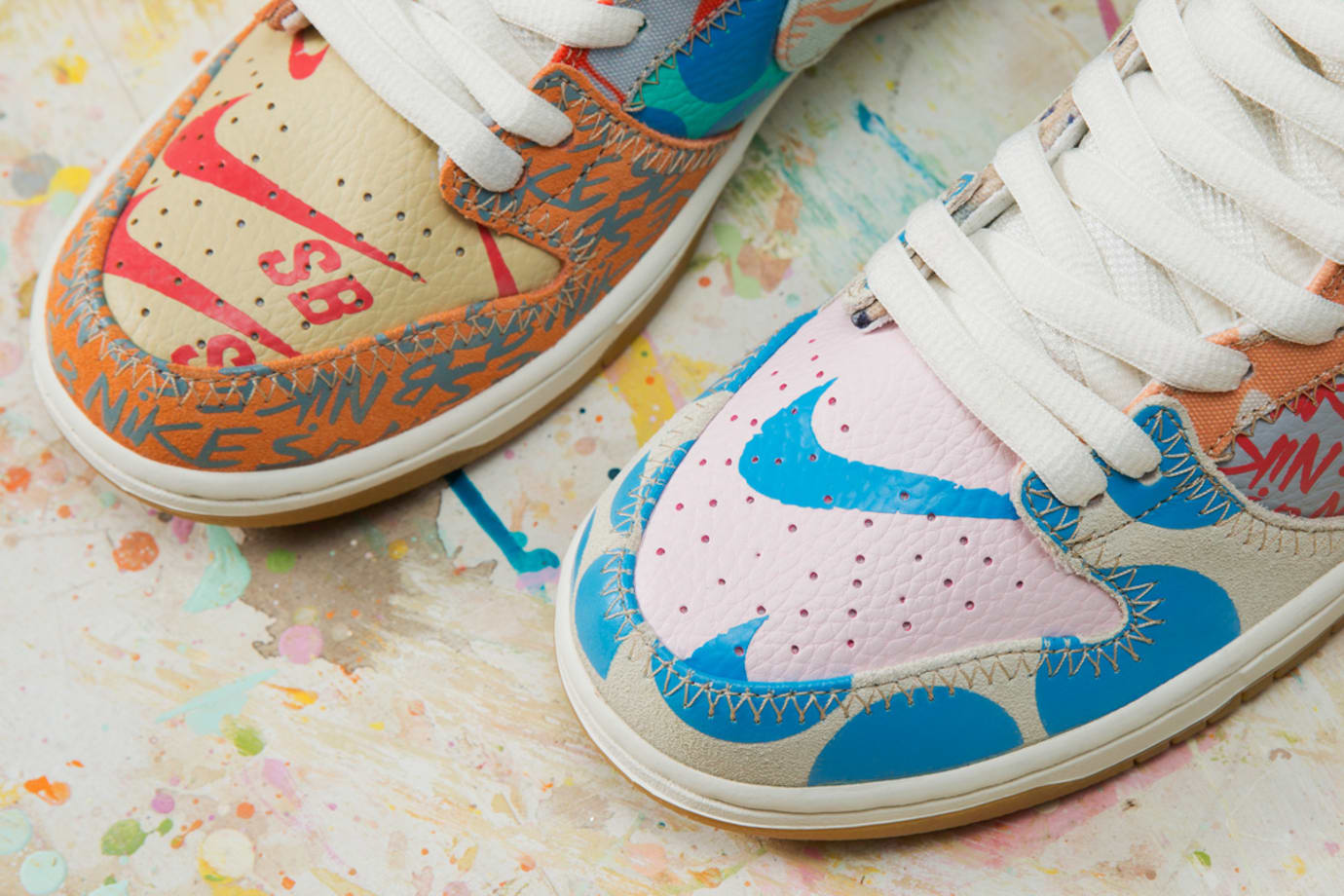 Thomas Campbell x Nike SB Dunk High Custom Packaging Limited (8)