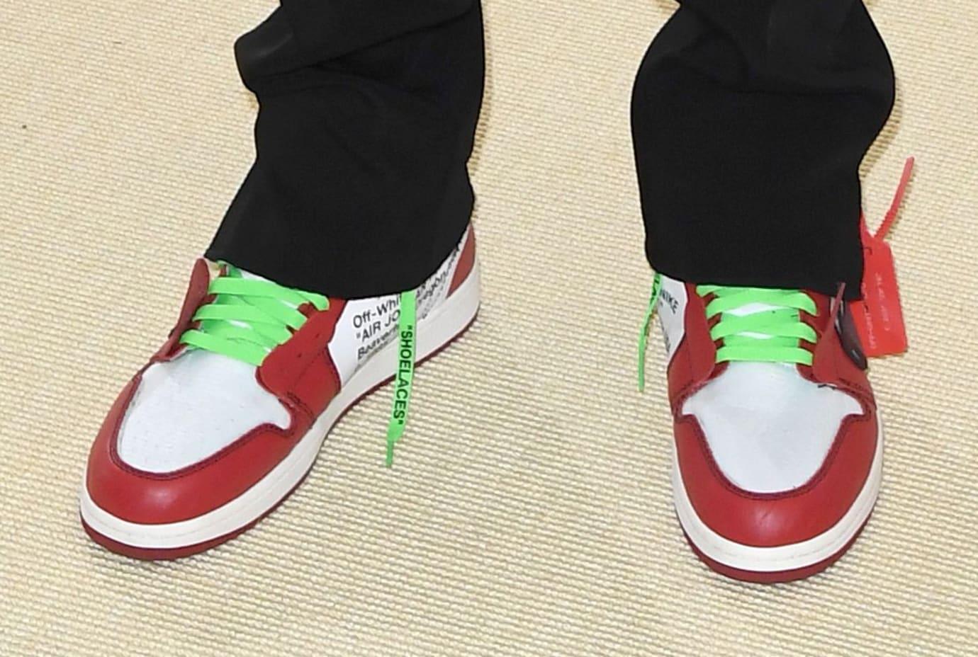 Off White Jordans