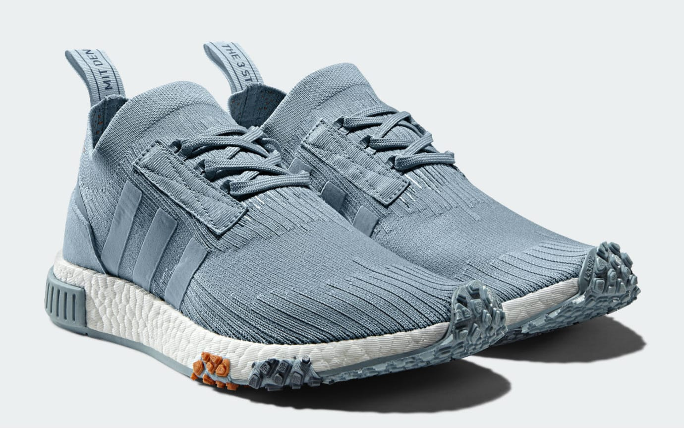 Adidas NMD Racer Primeknit Ash Grey Release Date CQ2032 Front