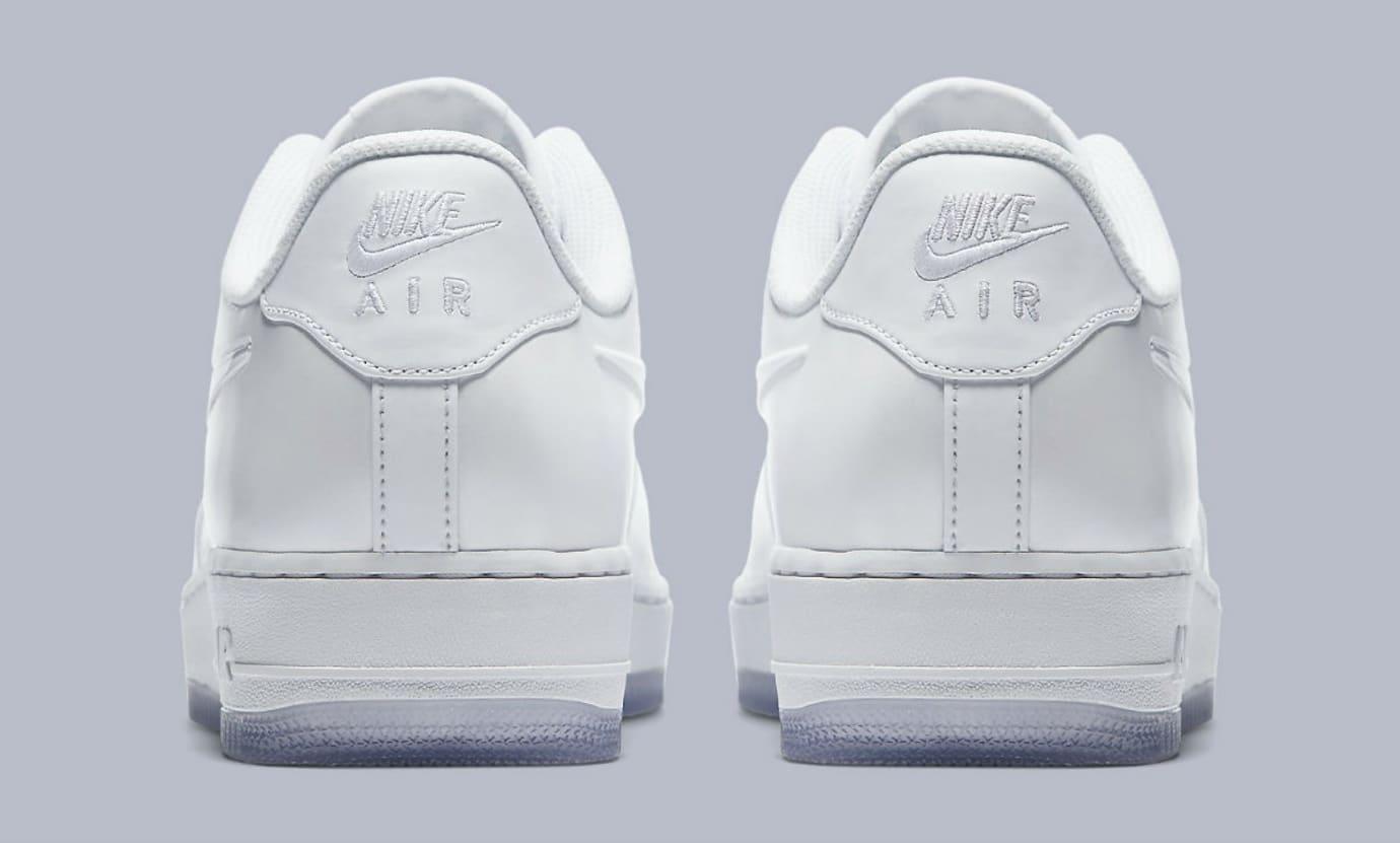 2900ceb6557ad0 Image via Nike Nike Air Force 1 Foamposite Pro Cup White Release Date  AJ3664-100 Heel