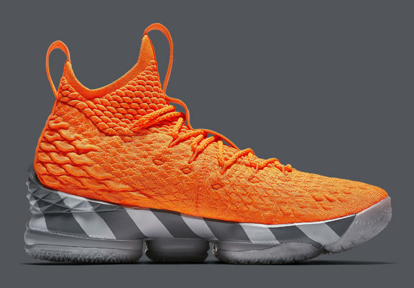 Nike LeBron 15 Orange Box Release Date AR5125-800 Medial 52b5d4e89