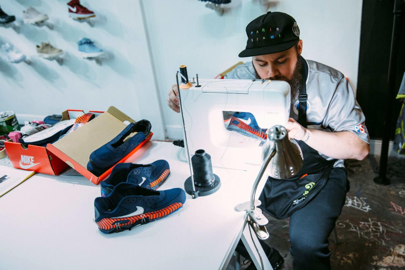 PSG x Nike Air Max 90 (4)