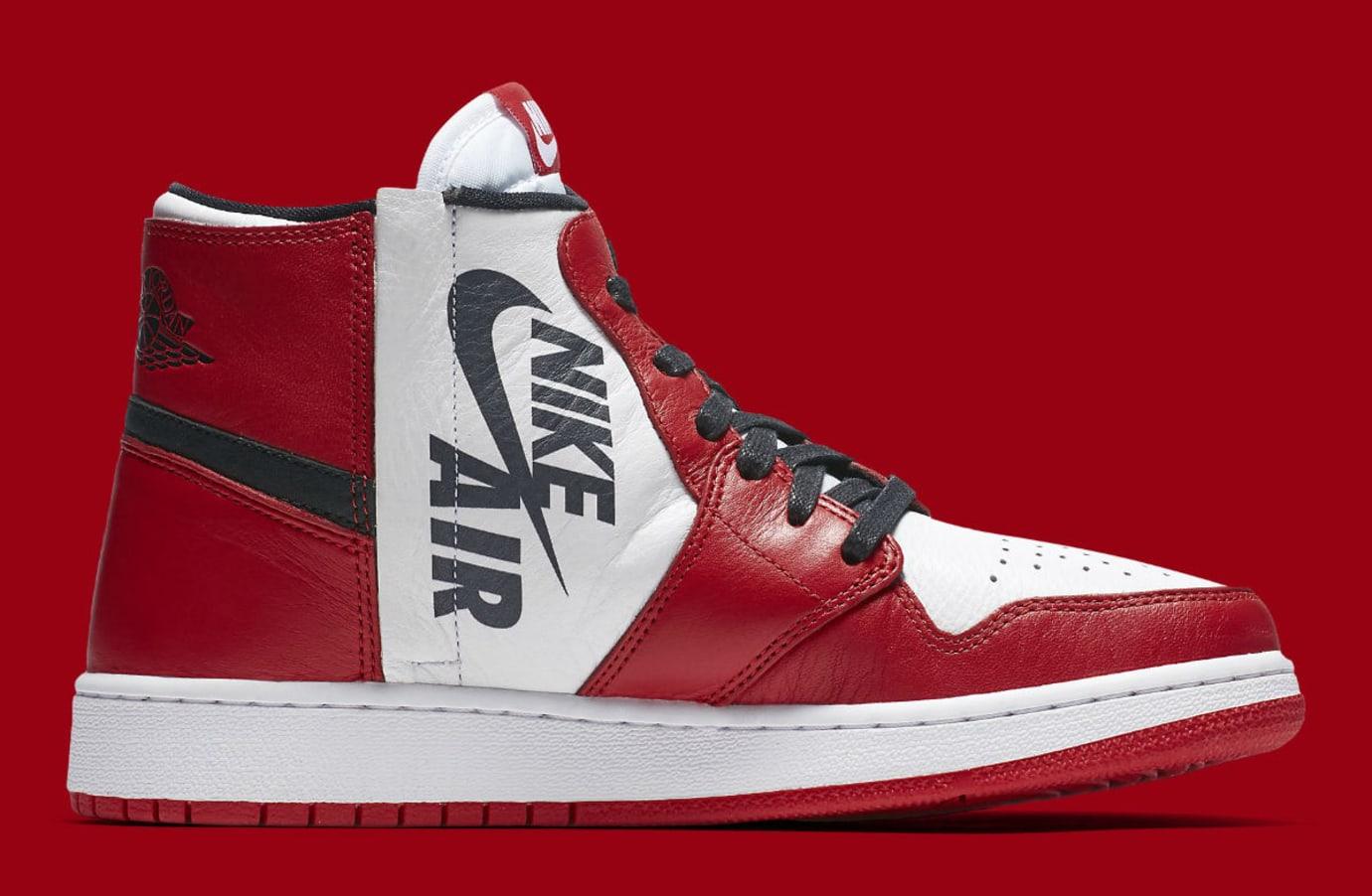 Air Jordan 1 I Rebel XX Chicago Release Date AT4151-100 Medial