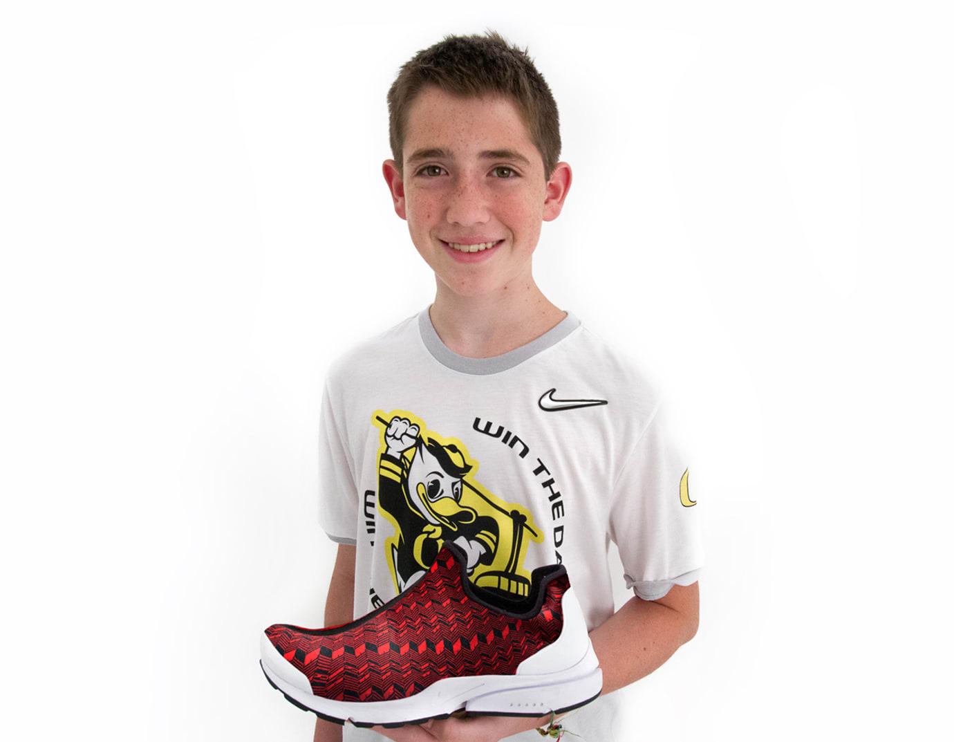 Ethan Nike Air Presto X