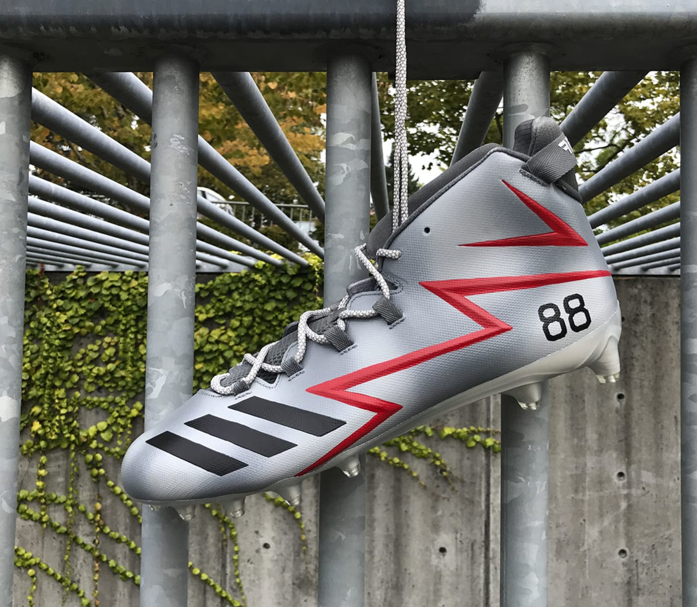 Adidas Call of Duty Cleats Jimmy Graham
