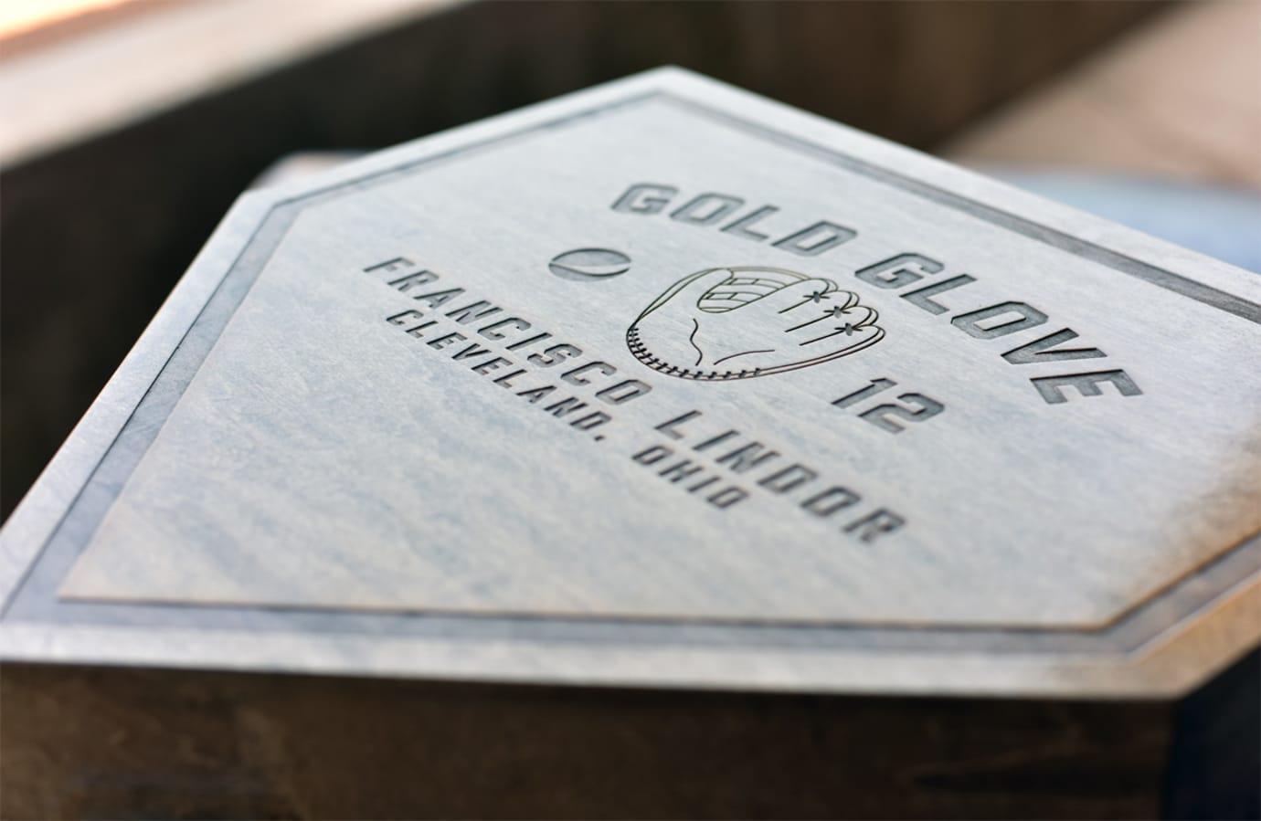 Francisco Lindor Gold Glove