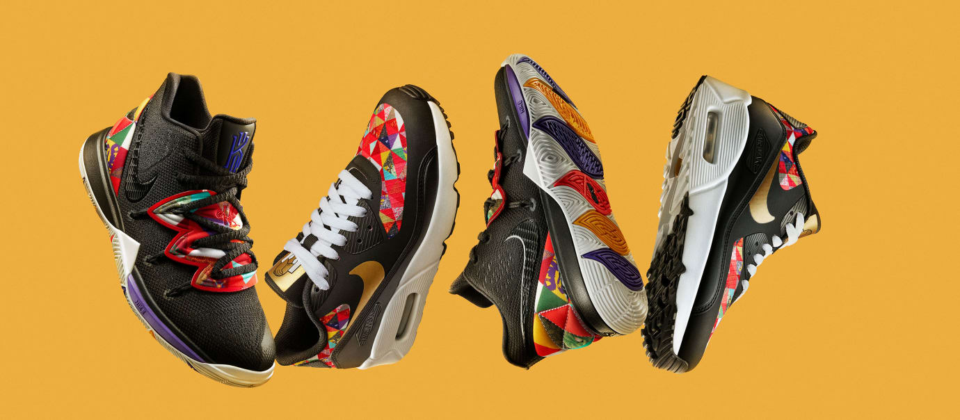 Nike Chinese New Year 2019 Collection Release Date | Sole