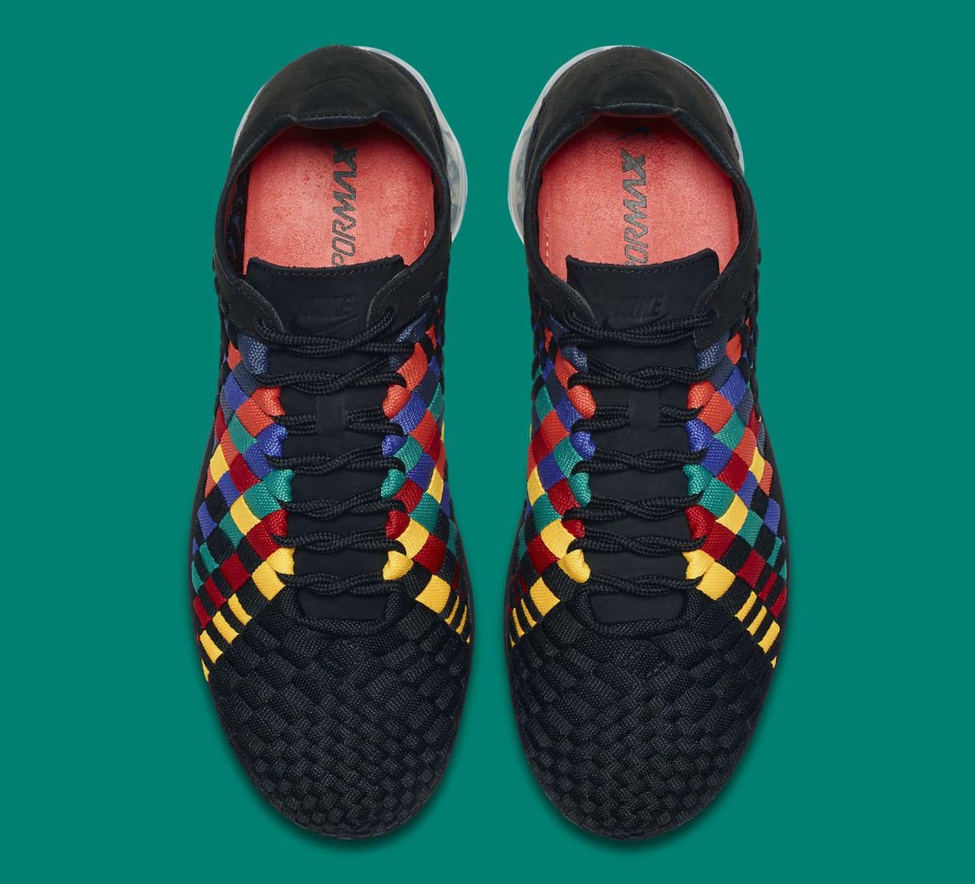Nike Air VaporMax Inneva Multicolor Release Date AO2447-001 Top