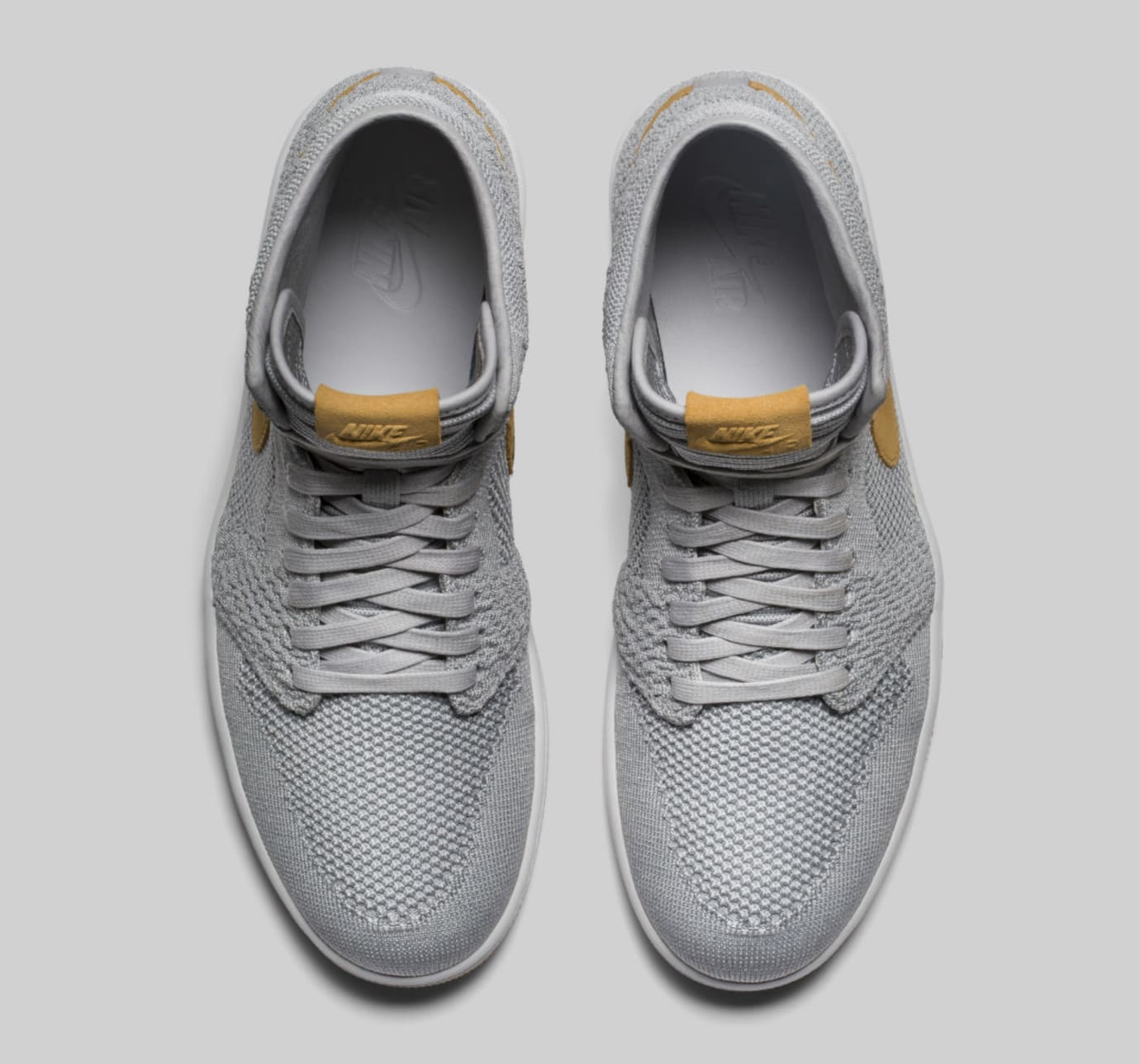 Air Jordan 1 Flyknit Wolf Grey Release Date Top 919704-025