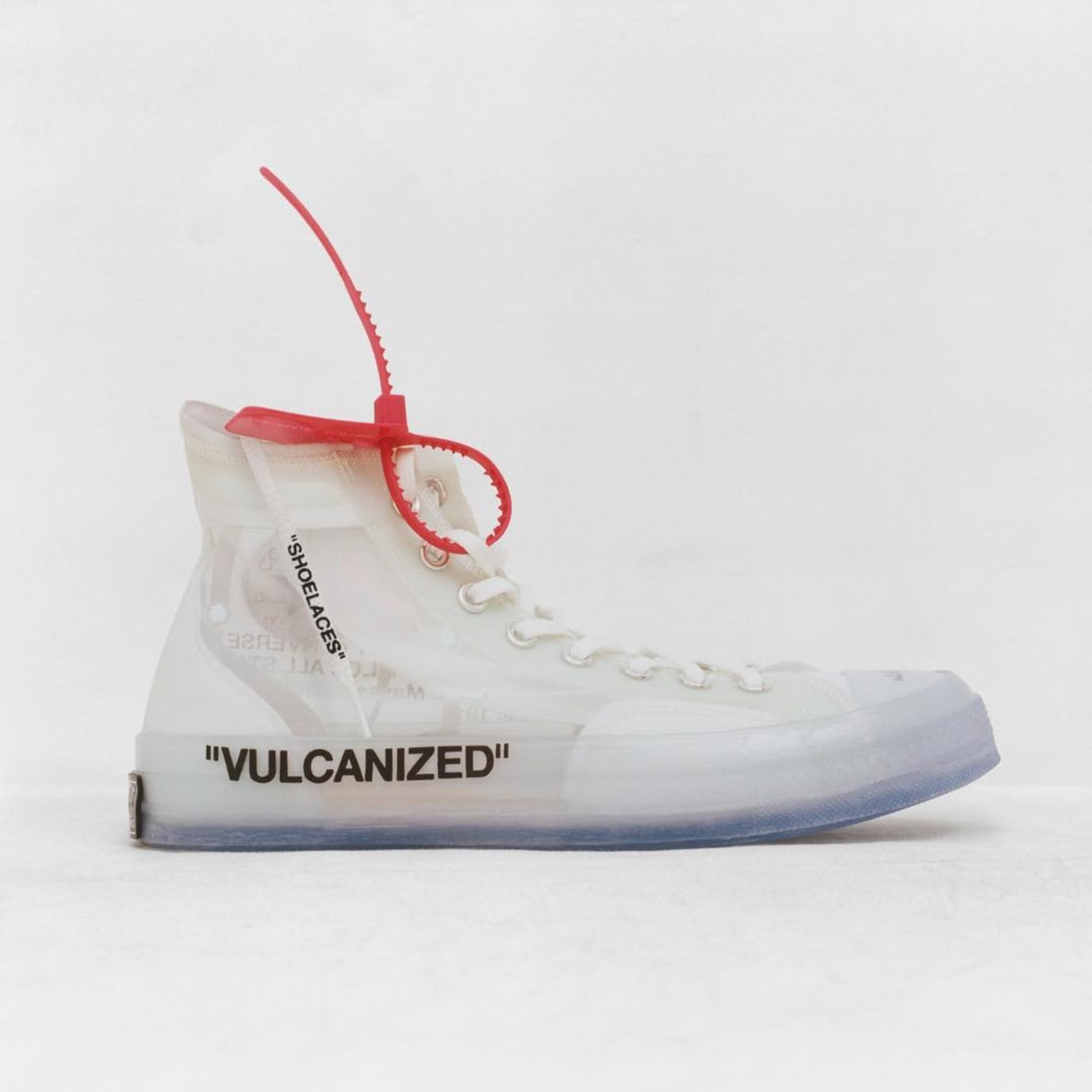 Off-White x Converse Chuck Taylor All Star Medial