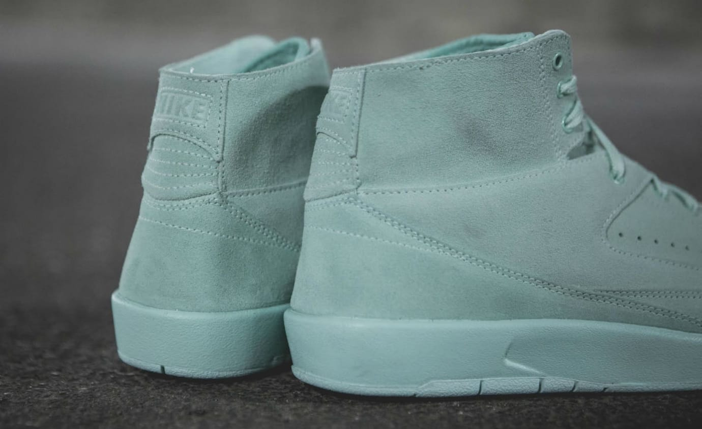 best website 94bf3 1d98a Mint Foam Air Jordan 2 Deconstructed Release Date 897521-303 ...