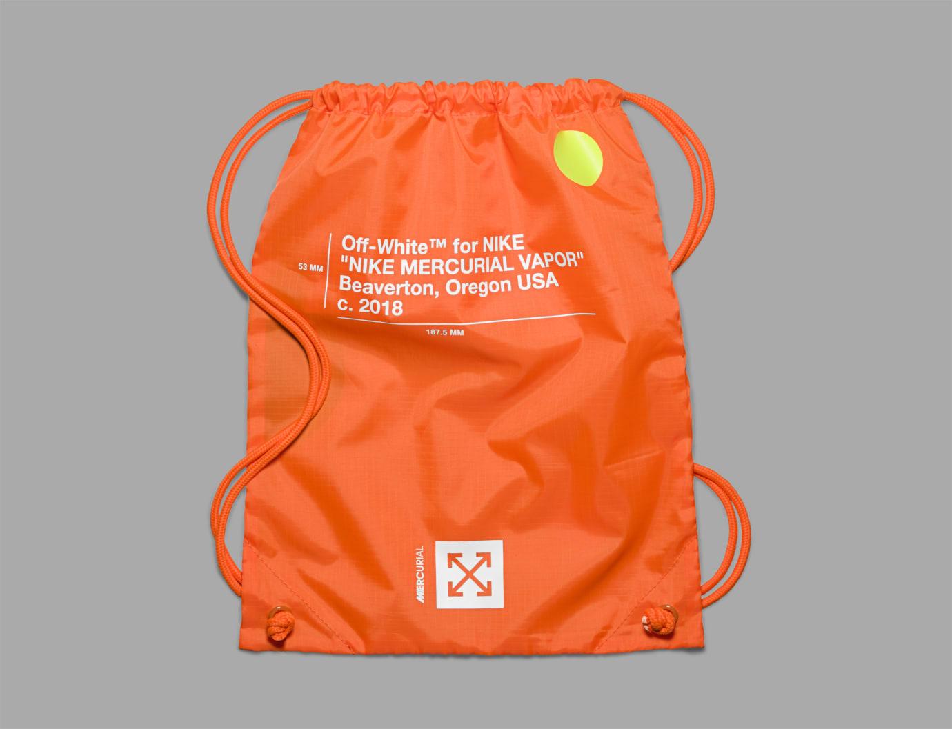 2d2e259469b5a Image via Nike Off-White x Nike Mercurial Vapor 360 (Bag)