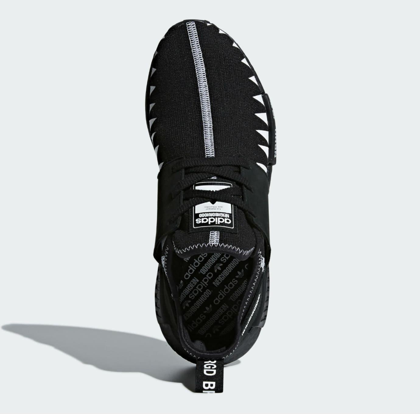new arrival 081a7 d1e14 Neighborhood x Adidas NMD R1 Release Date DA8835 | Sole ...