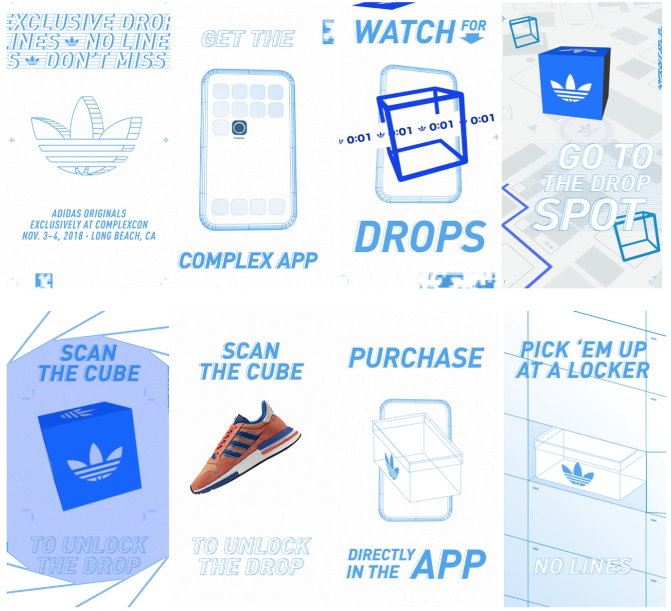 e243031f533609 Here s How to Cop Exclusive Adidas Releases at ComplexCon