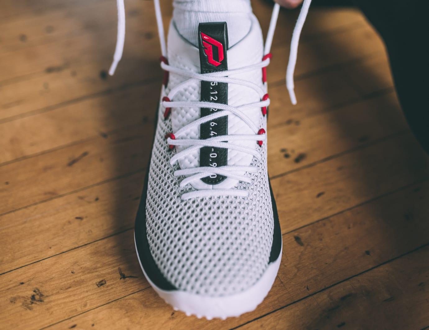 Adidas Dame 4 Blazers 1