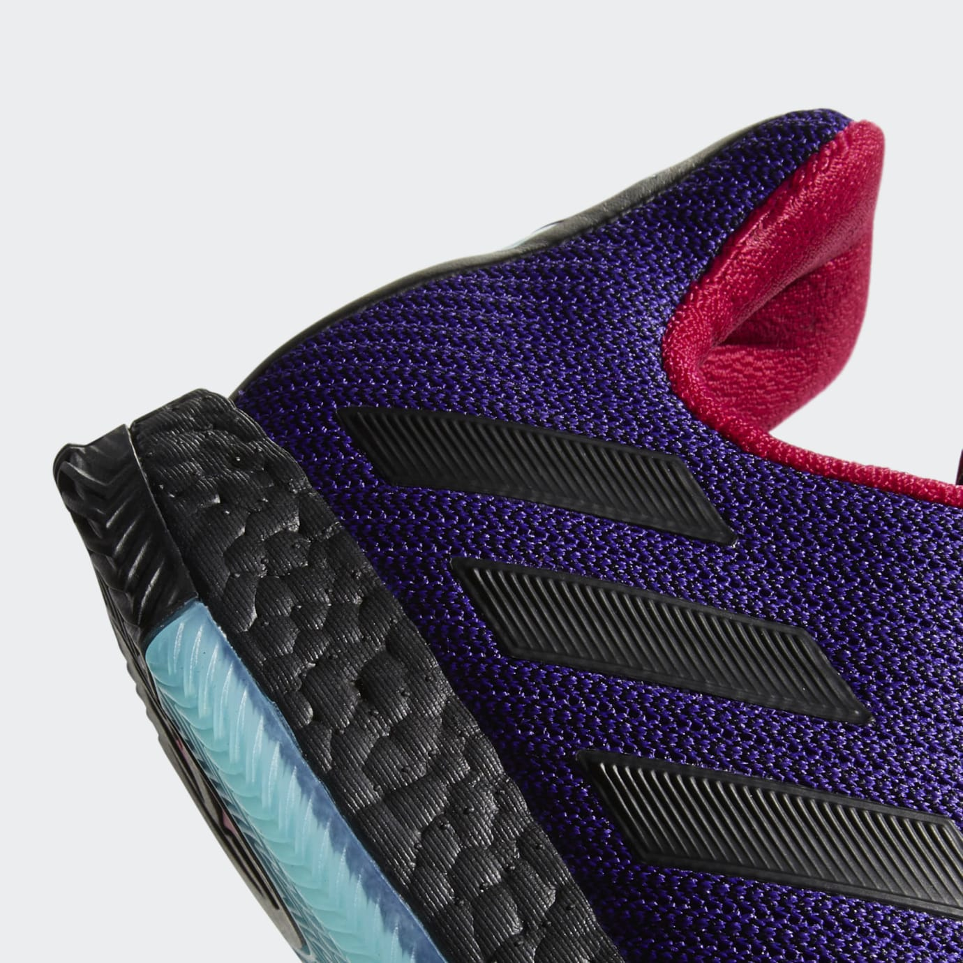 info for 4689a ca3cd Image via Adidas Adidas Harden Vol. 3 Drew League B42005 Heel